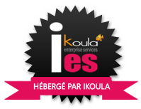Heberg&eacute; par Ikoula IES