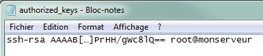 Le transfert par Rsync over ssh sur votre stockage en ligne - 2