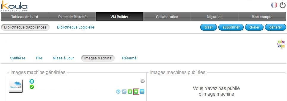cloud hybride box vmbuilder vm builder image modele cloudstack