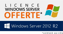 Licence Windows pour VPS