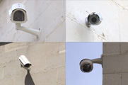 Security Camera mobile and infrared DataCenter