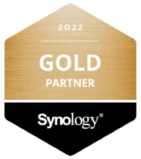 Synology Gold Partner